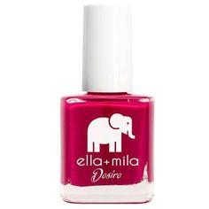 heartbreaker - ella+mila - nail polish