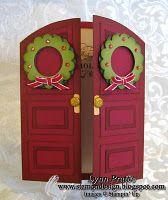 too cool -- door card!!!
