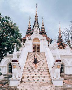Spending a week exploring Thailand on a Women's Journey through Chiang Mai, Pai, and Bangkok. Bangkok Hotel, Bangkok Travel, Thailand Travel, Thailand Shopping, Visit Thailand, Thailand Destinations, Travel Destinations, Scuba Diving Thailand, Thailand Adventure