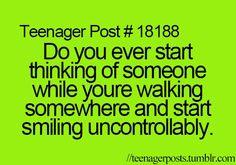 Always mainly my crush ;)