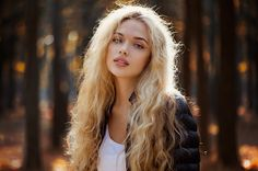 Autumn portrait by Ann Nevreva on 500px