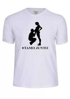 ddfa81e255 camisa camiseta personalizada gravida gestante tamo junto