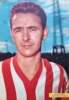 Brian Clough of Sunderland in 1963.