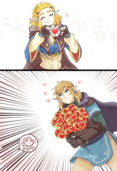 The Legend Of Zelda, Legend Of Zelda Memes, Legend Of Zelda Breath, Nintendo Pokemon, Cute Pokemon, Touko Pokemon, Chibi, Image Zelda, Games Images