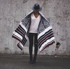 """I can't think of a better way to get me out of these """"winter blues"""" than to write my very first post. I am the perfect example of the """"I'll stop wearing black when they invent a darker color"""" type..."""