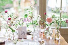 Flower inspiration for spring brides over on @ruffledblog. Link in profile! Delicate blooms from us.  Roberta Facchini. #springwedding #weddingflowers #weddingplanning #weddinginspiration #cherryblossom #flowersofinstagram #flowerstagram #palais #palaisflowers #floralfix #fotd #bridetobe #londonflorist
