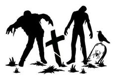 Image result for zombie stencils for painting