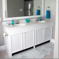 How To Raise A Bathroom Vanity Cabinet. If I Ever Buy A House With As Short Sink Ugh How To Raise