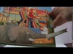 LA FERIA DE LOS ANIMALES Libro Pop-Up Book