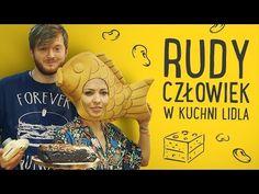 WEGAŃSKIE BROWNIE Z FASOLI 🍫   Rudy Człowiek & Kinga Paruzel - YouTube