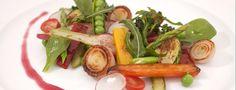 Japanese gastronomy -Légumes croquants- www.iloli-restaurant.com