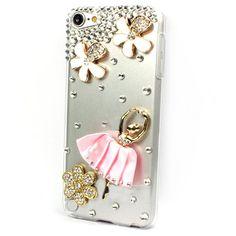 Love this fun girly ipod 5 case
