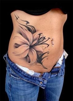 Sweet Lilly Tattoo