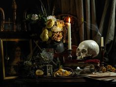 In this tutorial by Alexandria Huff of BorrowLenses.com, you'll learn how to create a macabre 17th Century still life image. To create this still life, she used a Hasselblad, the bad boy of medium format photography. But don't get intimidated—feel free to use your DSLR, point-and-shoot, or even your phone. Setting up the light and getting themed props are key to make the photo work. Have fun, and remember to …