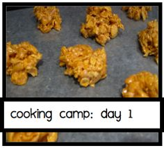 Toddler Approved!: Camp Mom: Peanut Butter Boppers