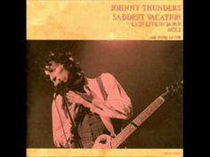 Johnny Thunders- You Can Walk With My Dog