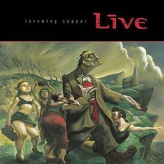 Live~Throwing Copper...one of my all time favorites :) Live Lightning, Alternative Rock Bands, Live Band, Best Albums, Greatest Albums, Soundtrack To My Life, Music Love, My Music, Good Music