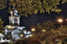 City gate, Loja - by sirfierro