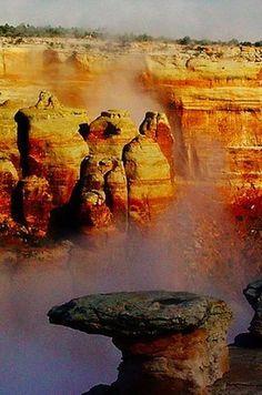 Canyon Rim Trail at Colorado National Monument