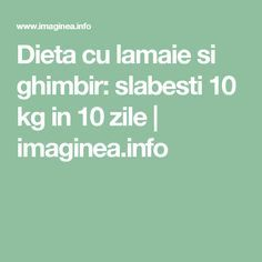 Dieta cu lamaie si ghimbir: slabesti 10 kg in 10 zile | imaginea.info Health Fitness, Fast Diets, The Body, Fitness, Health And Fitness