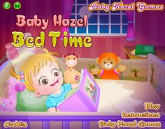 Baby Hazel is ready to go to bed. As hygiene care is important, so don't let her sleep without brushing and having shower. Then make her sleep by telling interesting tales. http://www.babyhazelgames.com/games/baby-hazel-bed-time.html