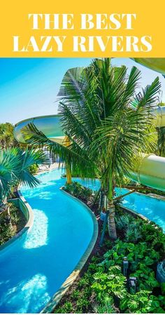 There's nothing like good hotels with lazy rivers to rejuvenate a family. These are our favorite Florida, Hawaii, and Bahamas resorts with lazy rivers. Family Resorts In Florida, Resorts For Kids, Best Family Beaches, Hotels For Kids, Best Family Vacations, Florida Hotels, Florida Vacation, Florida Travel, Cruise Vacation