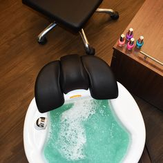 Spa del Lago is a Full Service Salon 4 Luxurious Pedicure Chairs 2 Manicure Tables 4 Hair and Make-Up Chairs Retail Boutique, Pedicure Spa, Treatment Rooms, Hotel Spa, Spa Day, Massage, Manicure, Tables, Relax