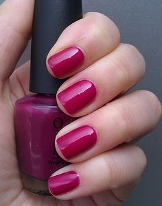 Polish or Perish: Not-So-Purple JELLY - OPI Houston We Have A Purple