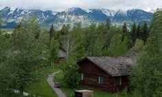 Dornans Cabins in Grand Teton National Park