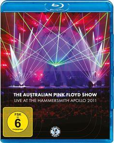 Australian Pink Floyd Live Hammersmith, Blu-Ray