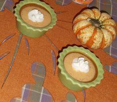 Pumpkin Kefir Custard  ~Cultured Food Life