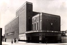 The Regal Cinema Camberwell, affectionately known as The Bug Hole, where I attended Saturday Morning Pictures. Old Pictures, Old Photos, Morning Pictures, South London, Local History, Luxury Apartments, Saturday Morning, Old Houses, Childhood