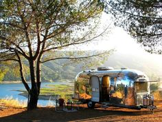 Airstream Home is where you park it...