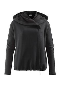 - Jacke aus Modal mit Bio-Baumwolle
