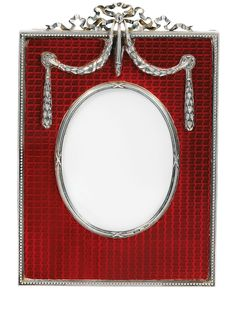 A FABERGÉ SILVER AND ENAMEL FRAME, WORKMASTER ANDERS NEVALAINEN, ST PETERSBURG, 1899-1908