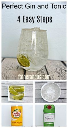 How To Make The Perfect Gin and Tonic: An Easy 4 Step Guide Wow your friends at the next party with these simple tricks to improve the classic Gin and Tonic. Easy Gin Cocktails, Cocktails For Parties, Summer Drinks, Best Gin And Tonic, Perfect Gin And Tonic, Gin Tonic Recetas, Gin Drink Recipes, Cocktail Recipes, How To Make Gin