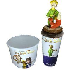 The Little Prince Cinema Movie Figure Topper CUP Popcorn Bucket Beaker Tumbler