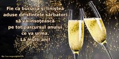 Happy New Year Photo, Happy New Year 2018, An Nou Fericit, Alcohol Quotes, Food Cartoon, New Year Photos, White Wine, Diy And Crafts, Alcoholic Drinks