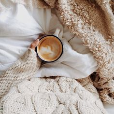 \\cappuccino in bed. But First Coffee, I Love Coffee, Coffee Break, My Coffee, Morning Coffee, Coffee Cups, Sunday Coffee, Coffee Art, Coffee Drinks