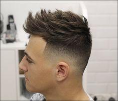 Fresh Fade Haircuts