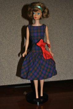 Sidepart American Girl Barbie RARE Brownette Highcolor | eBay