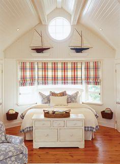 Breezy Boathouse Bedroom