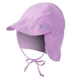 a88a27e143df0 iPlay Solid Flap Sun Protection Hat (3mos-4yrs) at SwimOutlet.com - The  Web s most popular swim shop