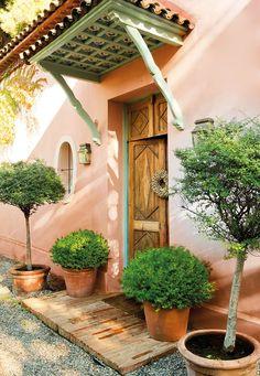 La casa de una artista · ElMueble.com · Casas                                                                                                                                                                                 Más