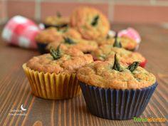 Muffin asparagi e gorgonzola  #ricette #food #recipes