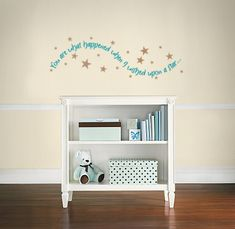 You are What Happened Wall Decal