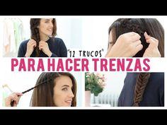 Ideas at the House: Peinados con Trenzas Paso a Paso