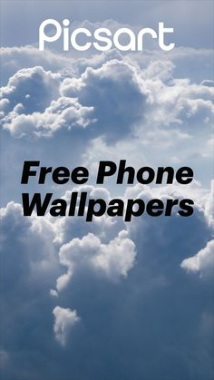 Find the best wallpapers for your phone. Download Picsart today!