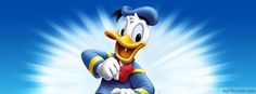 Donald Duck Facebook Cover | Timeline Cover | FB Cover