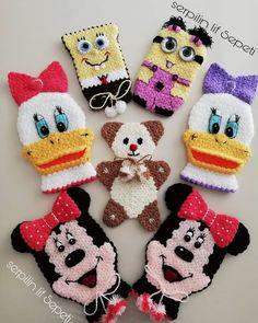 Booties Crochet, Crochet Hats, Baby Knitting Patterns, Christmas Ornaments, Holiday Decor, Instagram, Bathroom, Caps Hats, Amigurumi